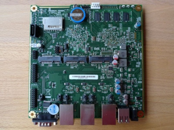 PC Engines APU1D4-BOARD AMD T40E, 1GHz dual