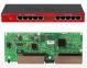 MIKROTIK RouterBOARD RB2011LS-IN +L4 (64MB RAM, SFP,5xLAN,5x Gig)